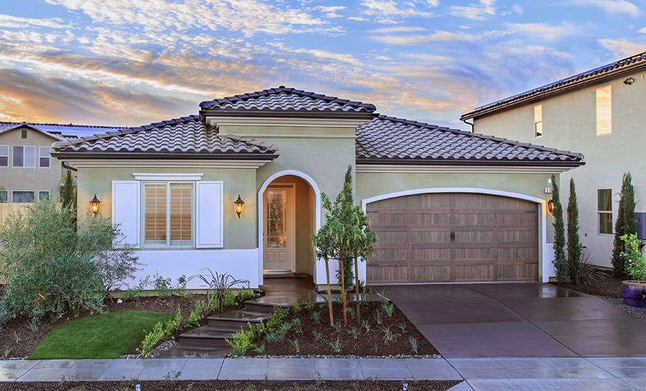 Exterior featured in the Bijou By Granville Homes  in Fresno, CA