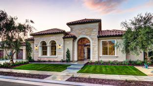 Residence 5 - Copper River Ranch: Fresno, California - Granville Homes