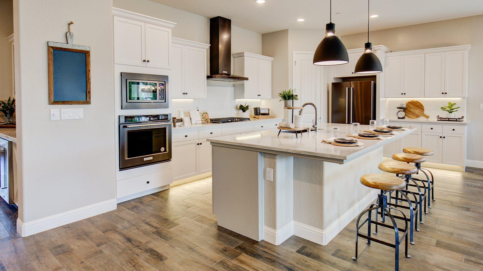 Kitchen featured in the Cali By Granville Homes  in Fresno, CA