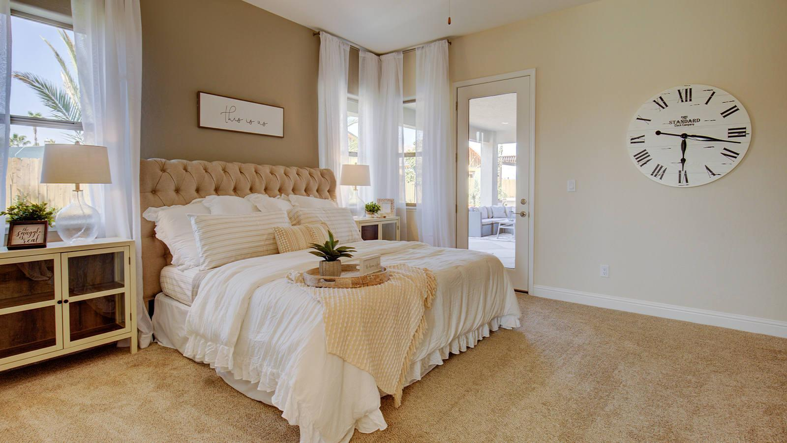 Bedroom featured in the Bella By Granville Homes  in Fresno, CA