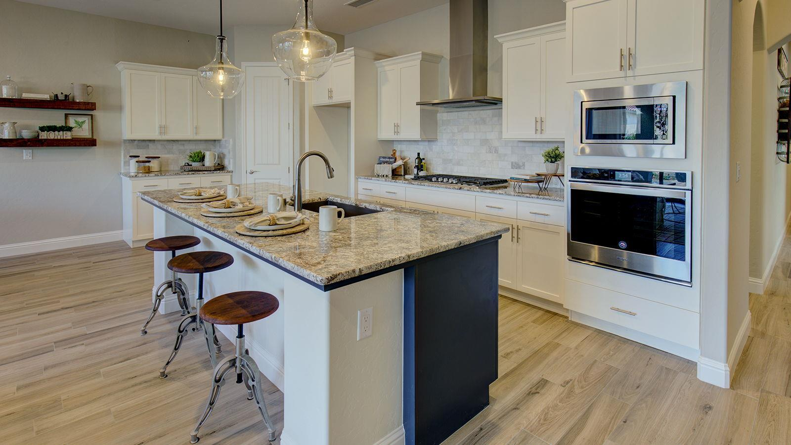 Kitchen featured in the Pasatiempo By Granville Homes  in Fresno, CA