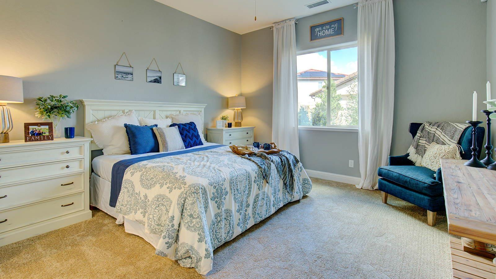 Bedroom featured in the Pasatiempo By Granville Homes  in Fresno, CA