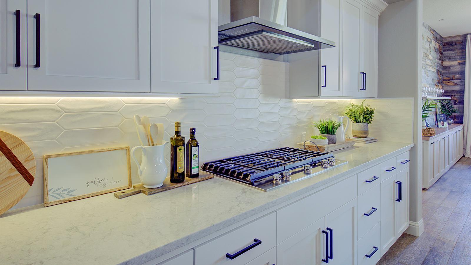 Kitchen featured in the Aria By Granville Homes  in Fresno, CA