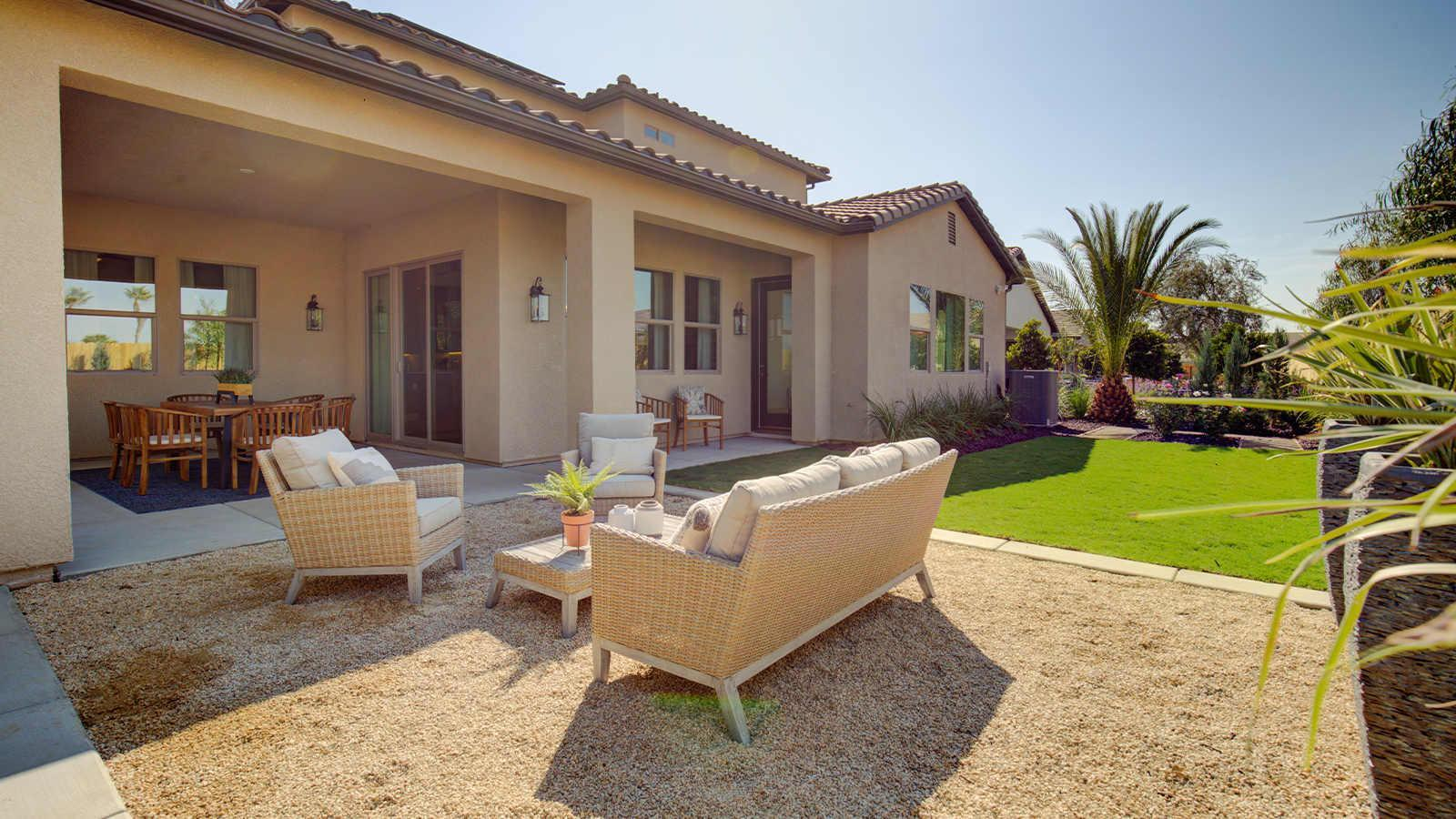 Exterior featured in the Aria By Granville Homes  in Fresno, CA