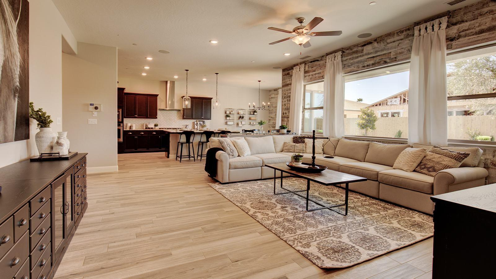 Living Area featured in the Avery By Granville Homes  in Fresno, CA