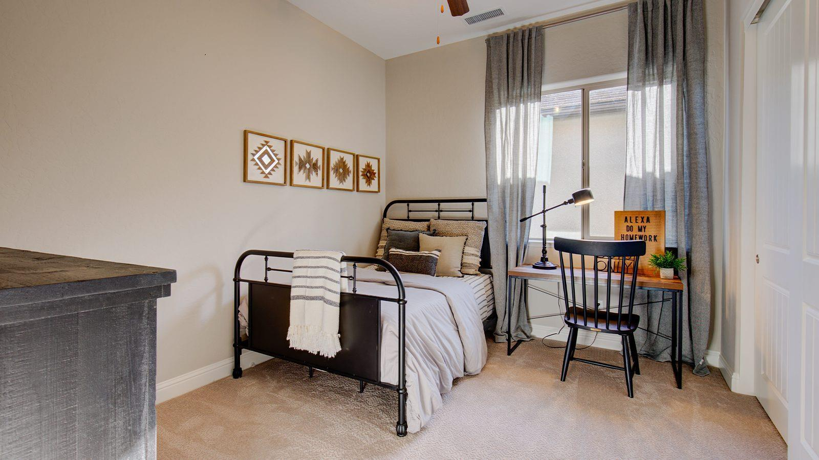 Bedroom featured in the Avery By Granville Homes  in Fresno, CA