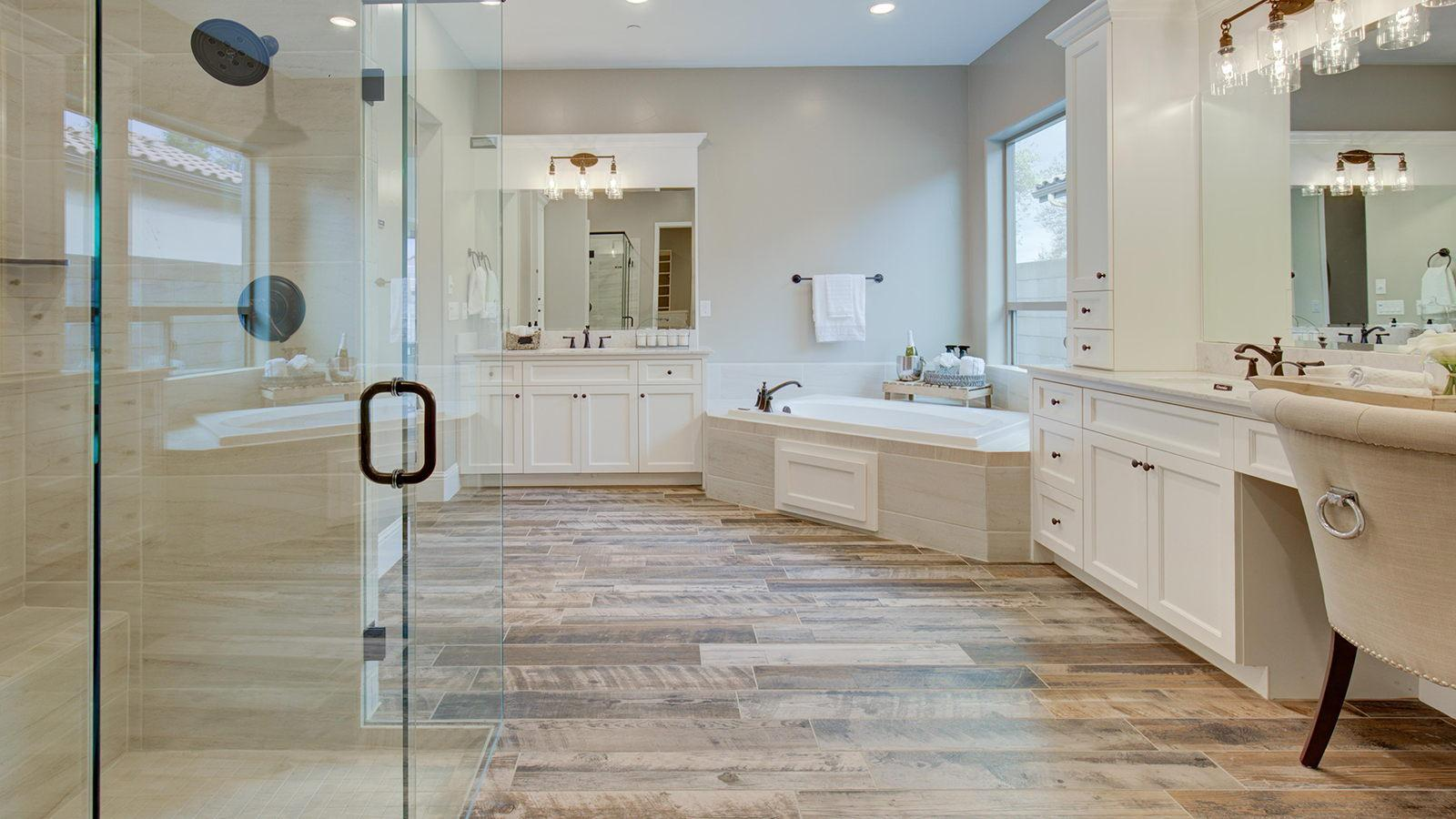 Bathroom featured in the Residence 5 By Granville Homes  in Fresno, CA