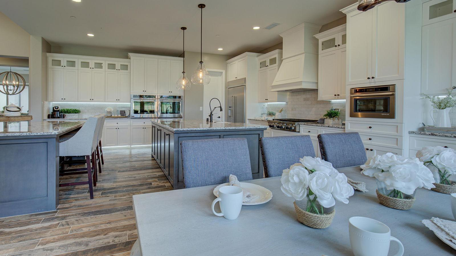 Kitchen featured in the Residence 5 By Granville Homes  in Fresno, CA