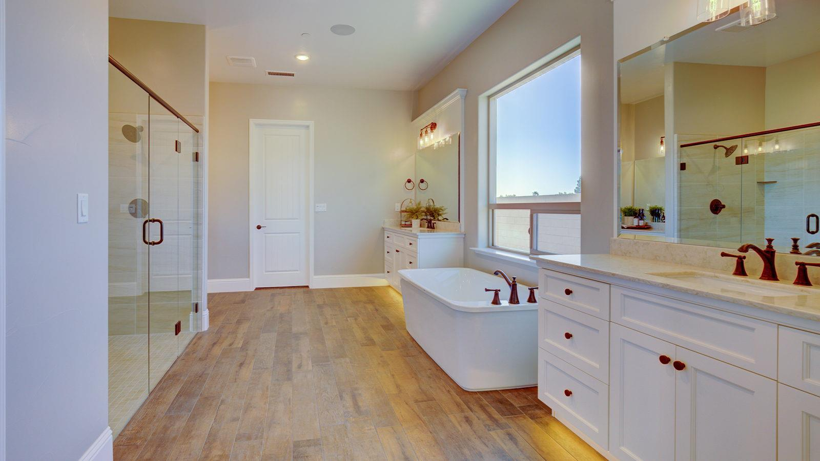 Bathroom featured in the Residence 7 By Granville Homes  in Fresno, CA