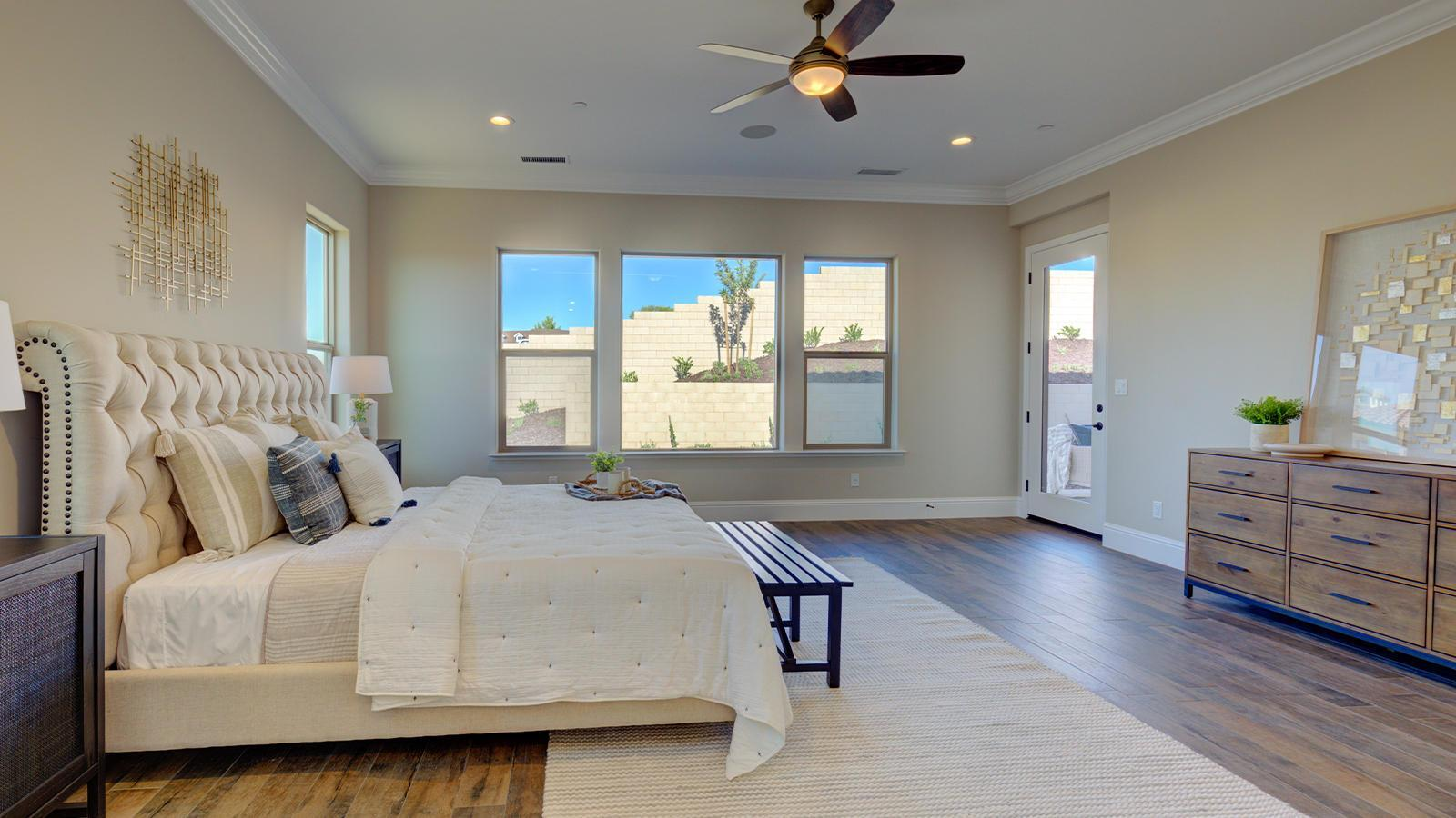 Bedroom featured in the Residence 7 By Granville Homes  in Fresno, CA