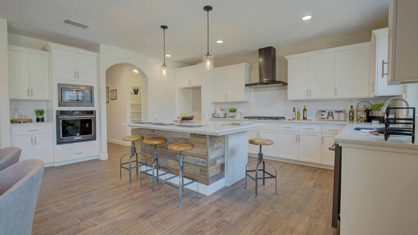 Kitchen featured in the Zoie By Granville Homes  in Fresno, CA