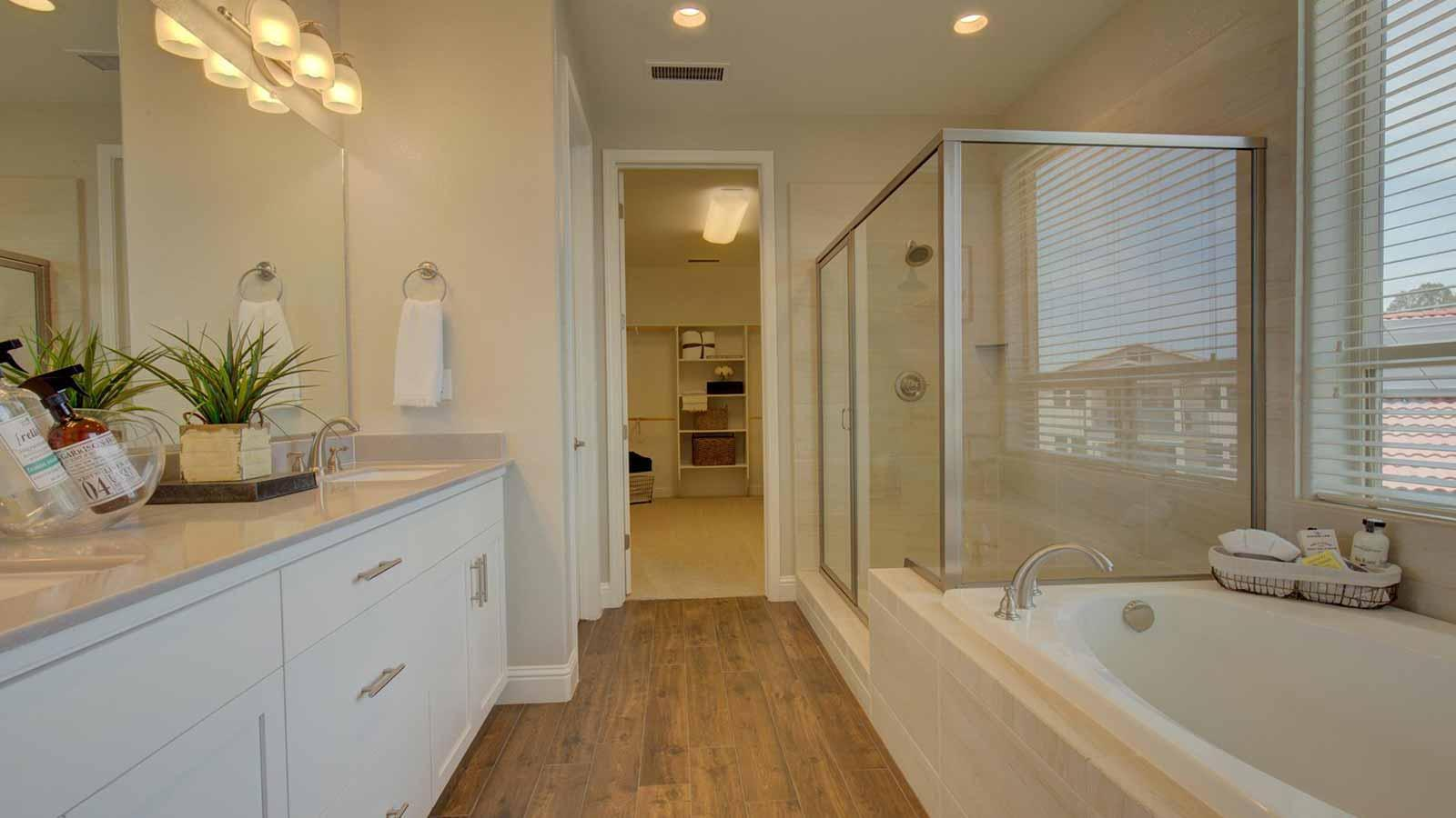 Bathroom featured in the Zoie By Granville Homes  in Fresno, CA