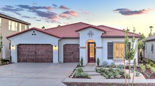 Avery - Copper River Ranch: Fresno, California - Granville Homes