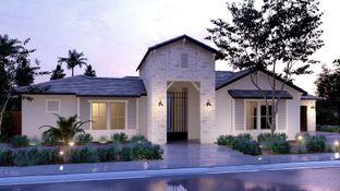 Residence 6 - Copper River Ranch: Clovis, California - Granville Homes