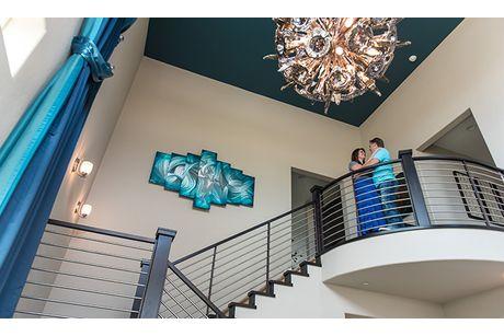 Stairway-in-Tresor-at-Deauville East-in-Clovis