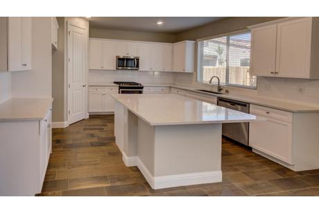 Kitchen-in-Canvas 6 Plan-at-Copper River Ranch-in-Fresno