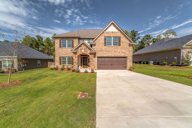 featured in the Spruce By Grayhawk Homes in Columbus, GA