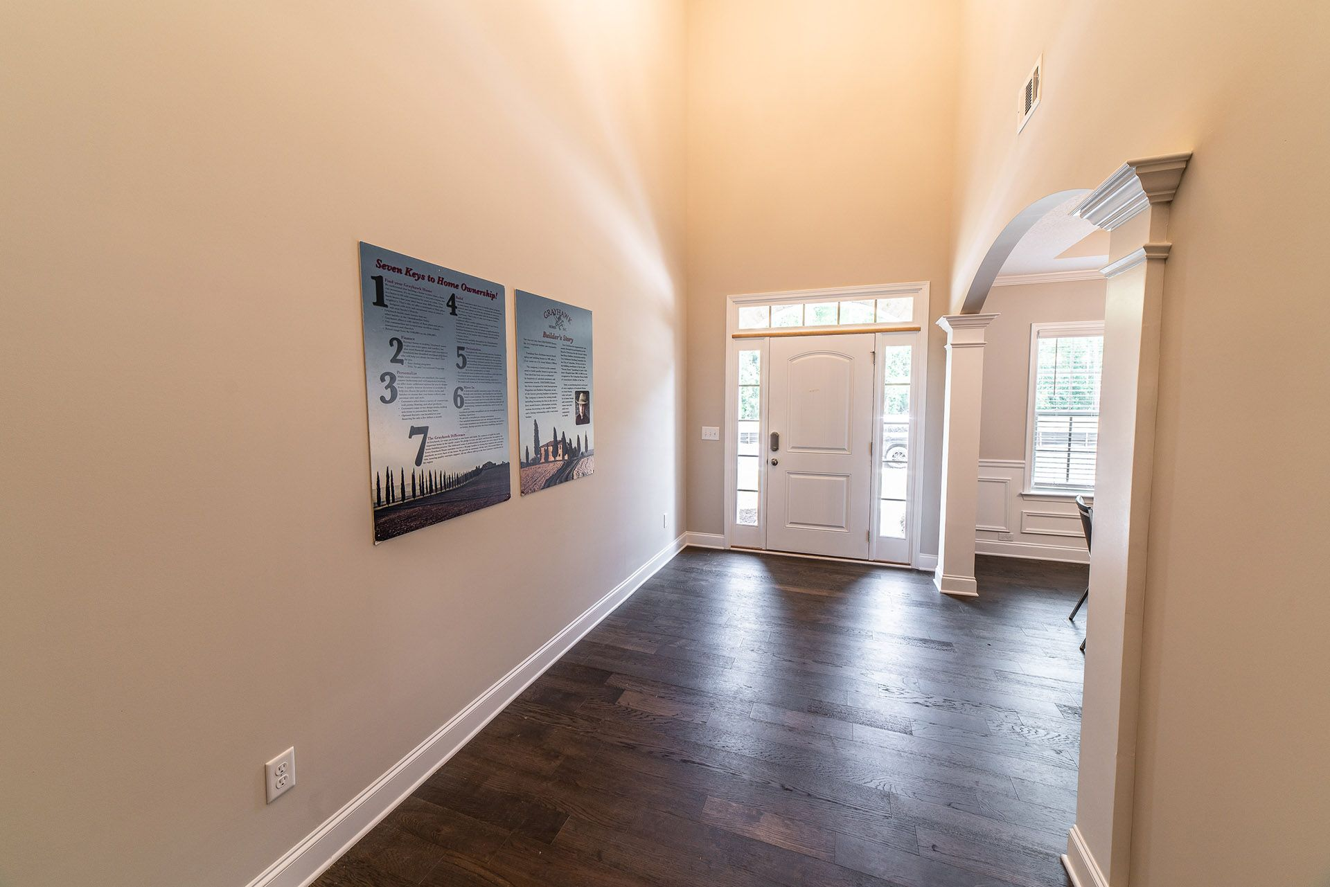 Living Area featured in the Aspen By Grayhawk Homes in Columbus, GA