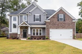 Chestnut - River Brook: Columbus, Georgia - Grayhawk Homes