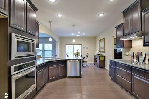 Kitchen-in-Chestnut GA-at-Sable Oaks-in-Midland