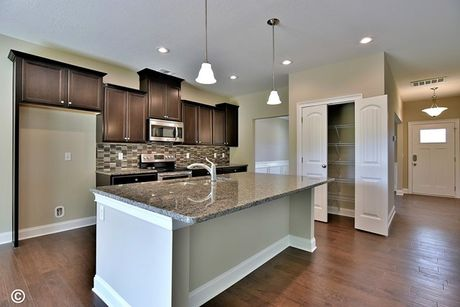 Kitchen-in-Longleaf-at-Ivy Park-in-Fortson