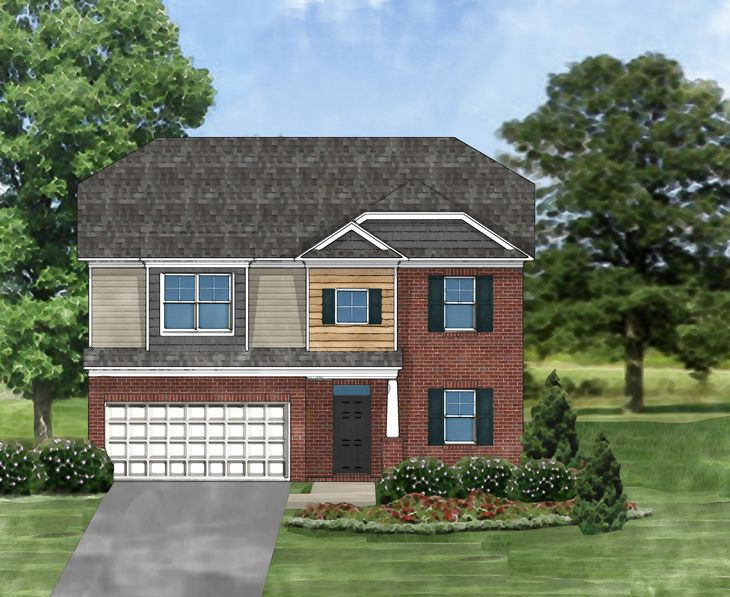 Exterior:Regatta Forest Lot 16