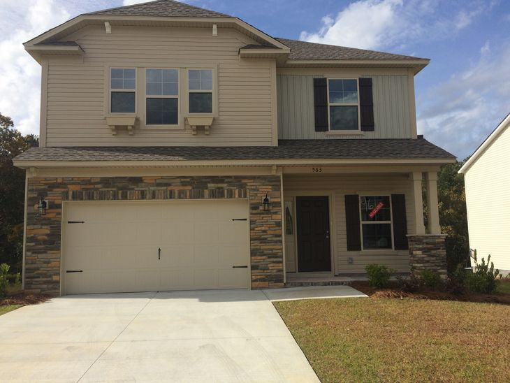 Exterior:563 Teaberry Drive  (Lot 96)