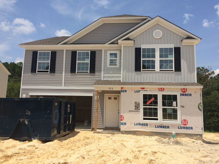 Exterior:573 Teaberry Drive