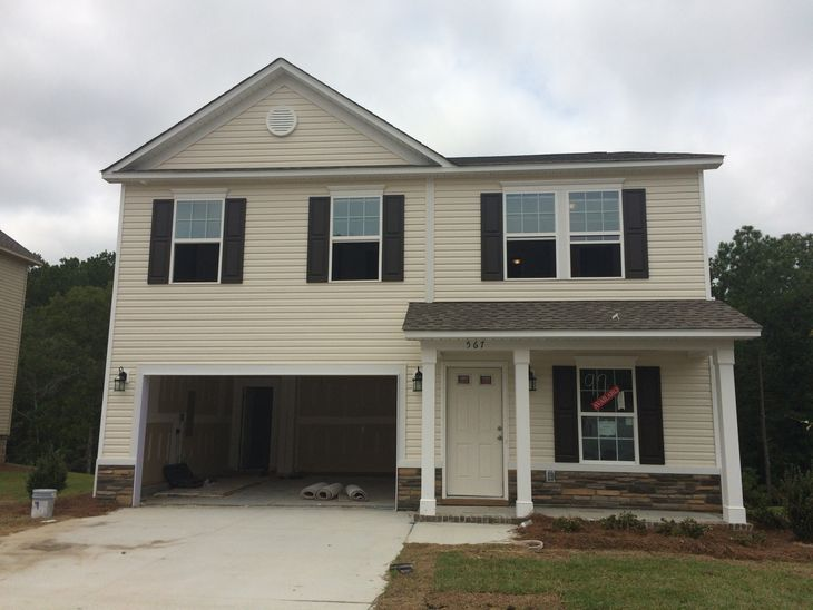 Exterior:567 Teaberry Drive  (Lot 97)