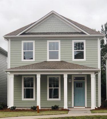 Exterior:123 Fuller Estate Drive
