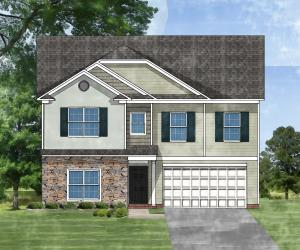 Exterior:3741 Moseley Dr. (Lot 81)