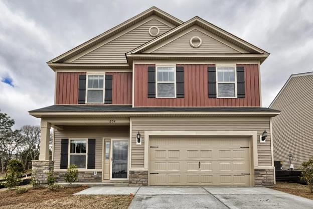 Exterior:841 Red Solstice Court (Lot 157)