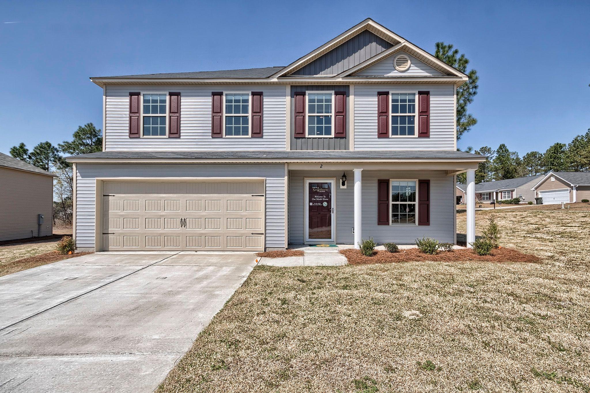 Carolina Signature Homes In Aiken South Carolina