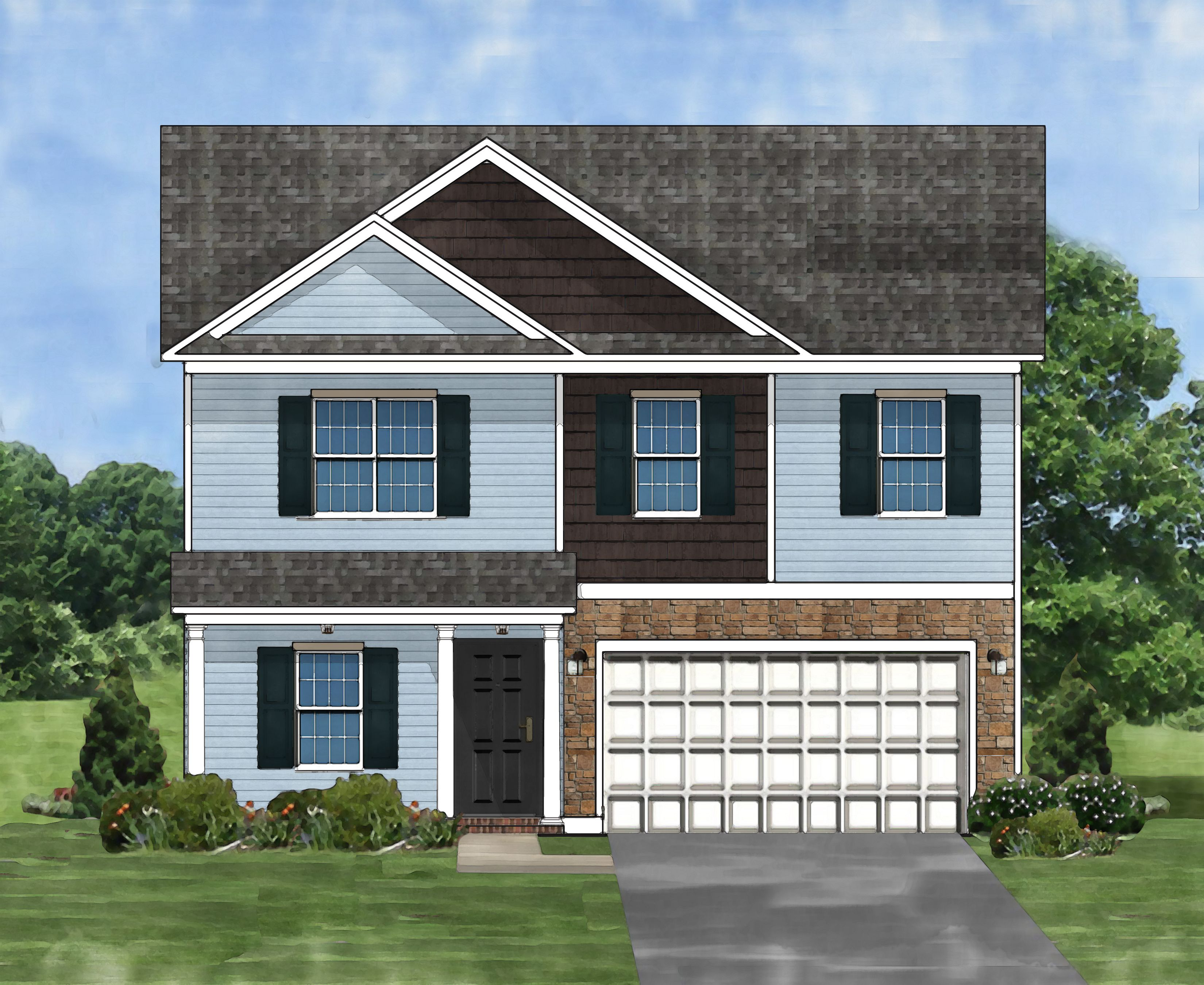 Timmons Pond In West Columbia, SC, New Homes U0026 Floor Plans By Great  Southern Homes