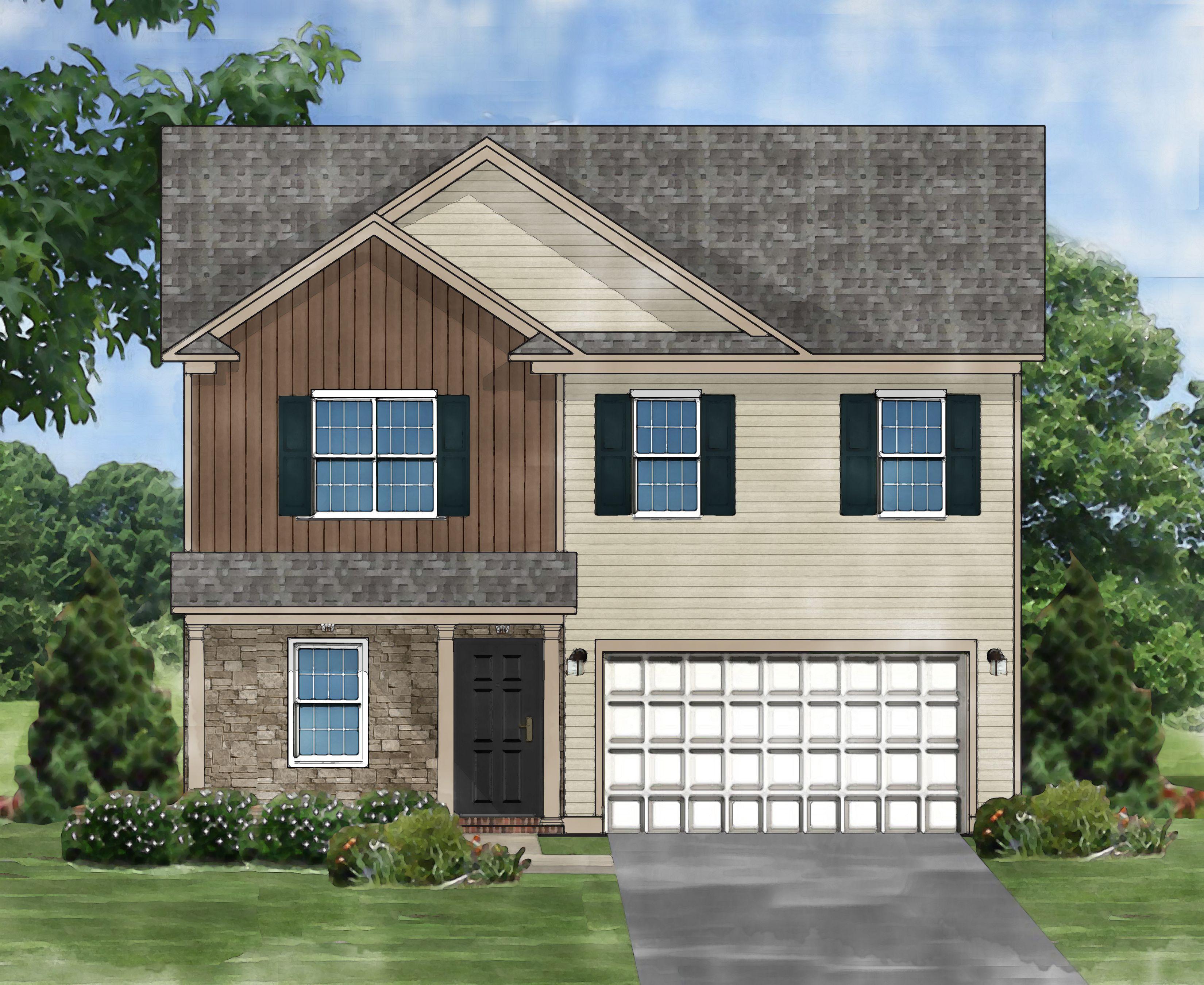 Great Southern Homes Carolina Floor Plan