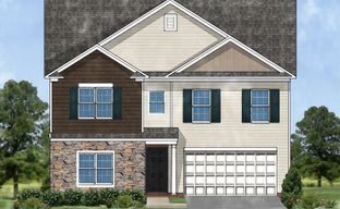 Autumn Woods West by Great Southern Homes in Columbia South Carolina