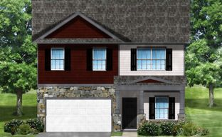 Wren Point by Great Southern Homes in Greenville-Spartanburg South Carolina