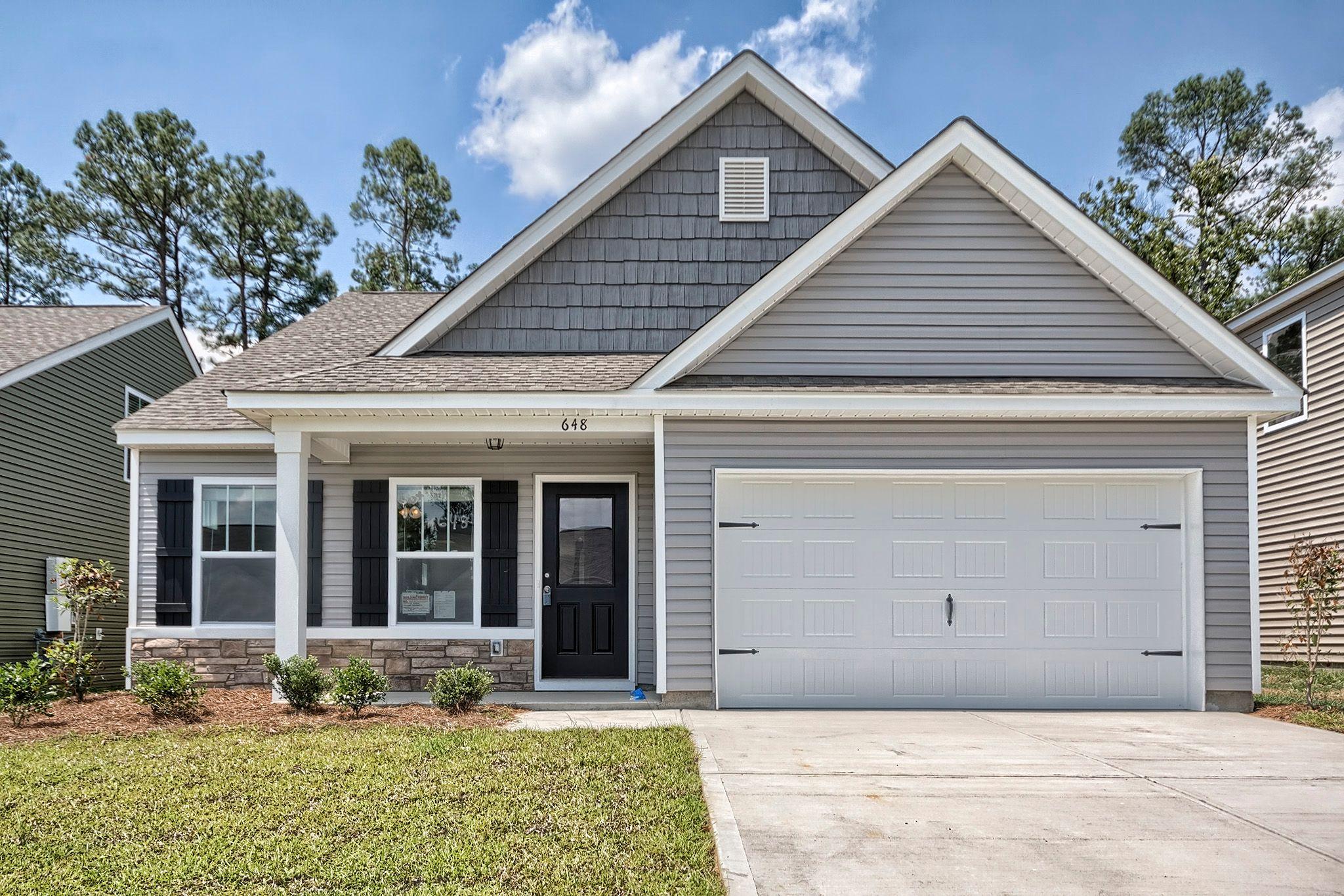 Crescent Ridge In Lexington, SC, New Homes & Floor Plans