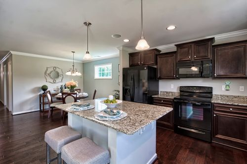 Hidden Cove by Great Southern Homes in Columbia South Carolina