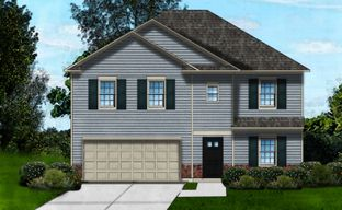 Willow Wind by Great Southern Homes in Columbia South Carolina