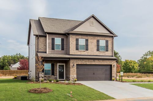 Roland's Crossing by Great Southern Homes in Greenville-Spartanburg South Carolina