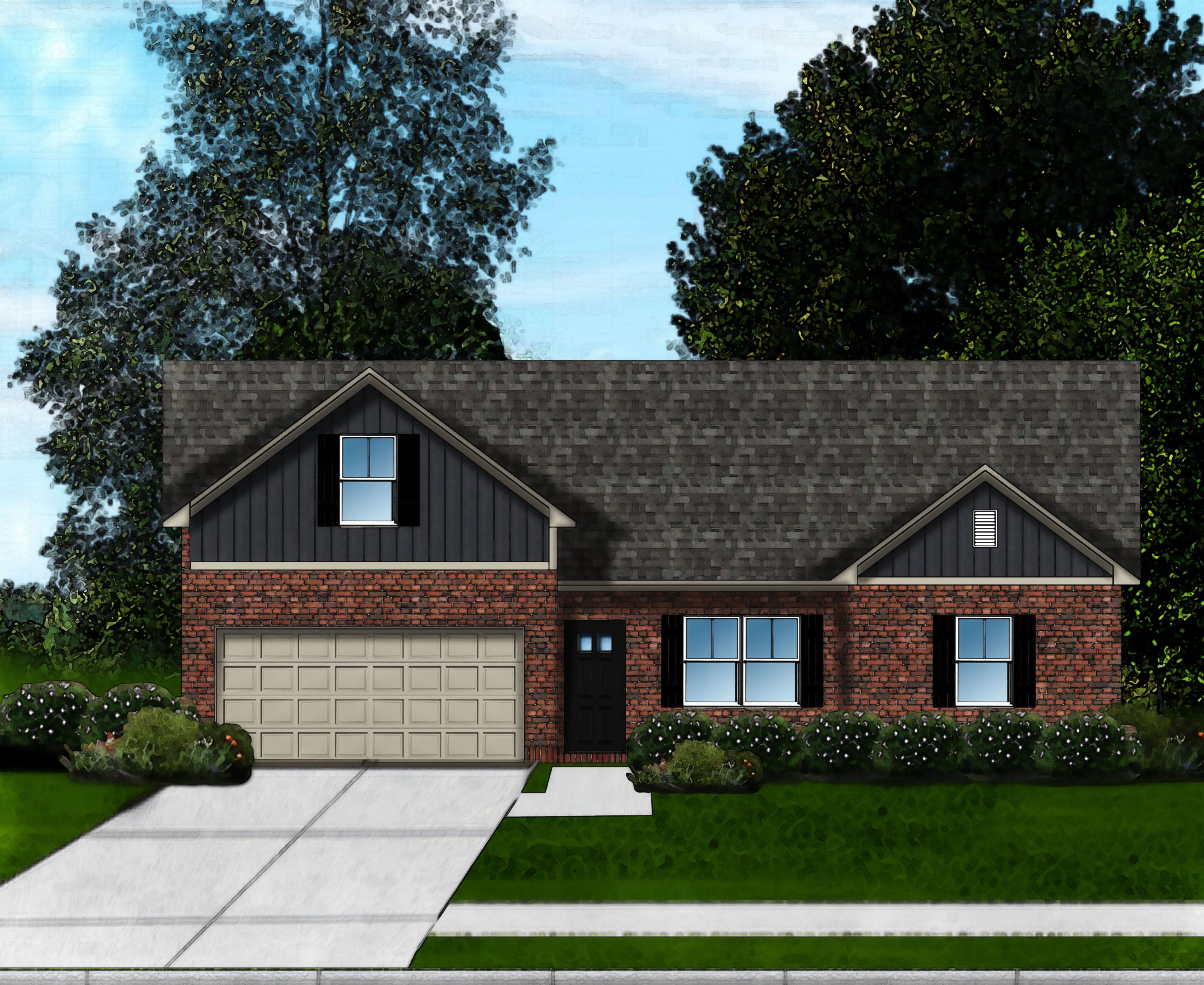 Great Southern Homes New Home Plans In Lexington SC