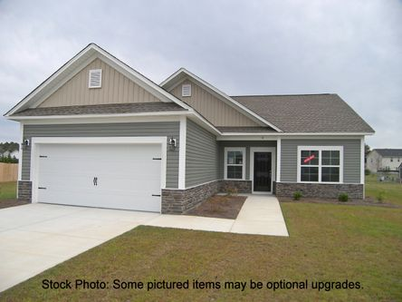 Brookstone by Great Southern Homes in Columbia South Carolina