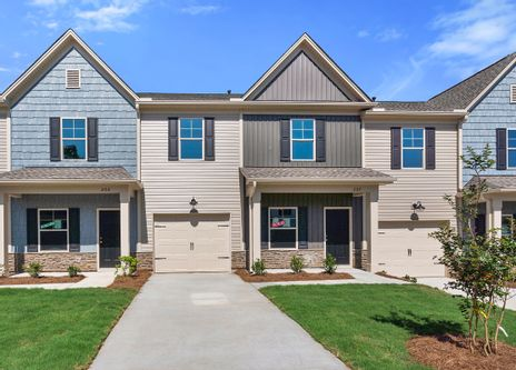 Whispering Pines by Great Southern Homes in Greenville-Spartanburg South Carolina