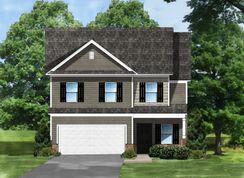 McClean B - Blythewood Farms: Blythewood, South Carolina - Great Southern Homes