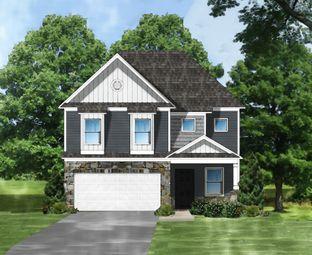 McClean C - Rocky Ridge: Seneca, South Carolina - Great Southern Homes