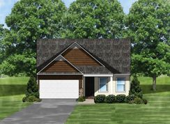 Buckley II A - Livingston Place: Irmo, South Carolina - Great Southern Homes