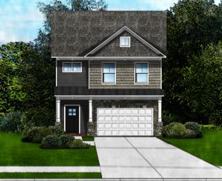 Crestfall A - Highland Park: Easley, South Carolina - Great Southern Homes