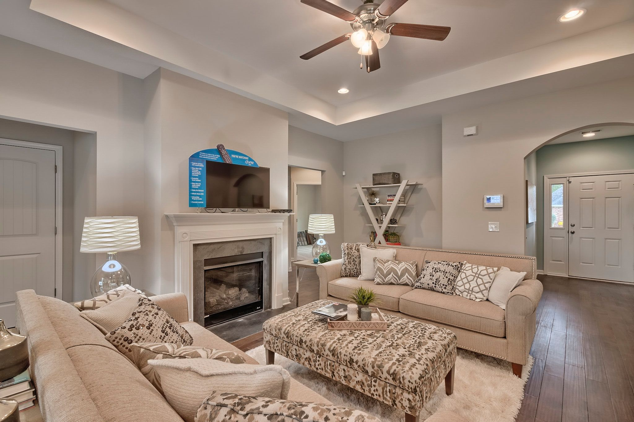Living Area featured in the Camellia C w/Bonus By Great Southern Homes in Myrtle Beach, SC