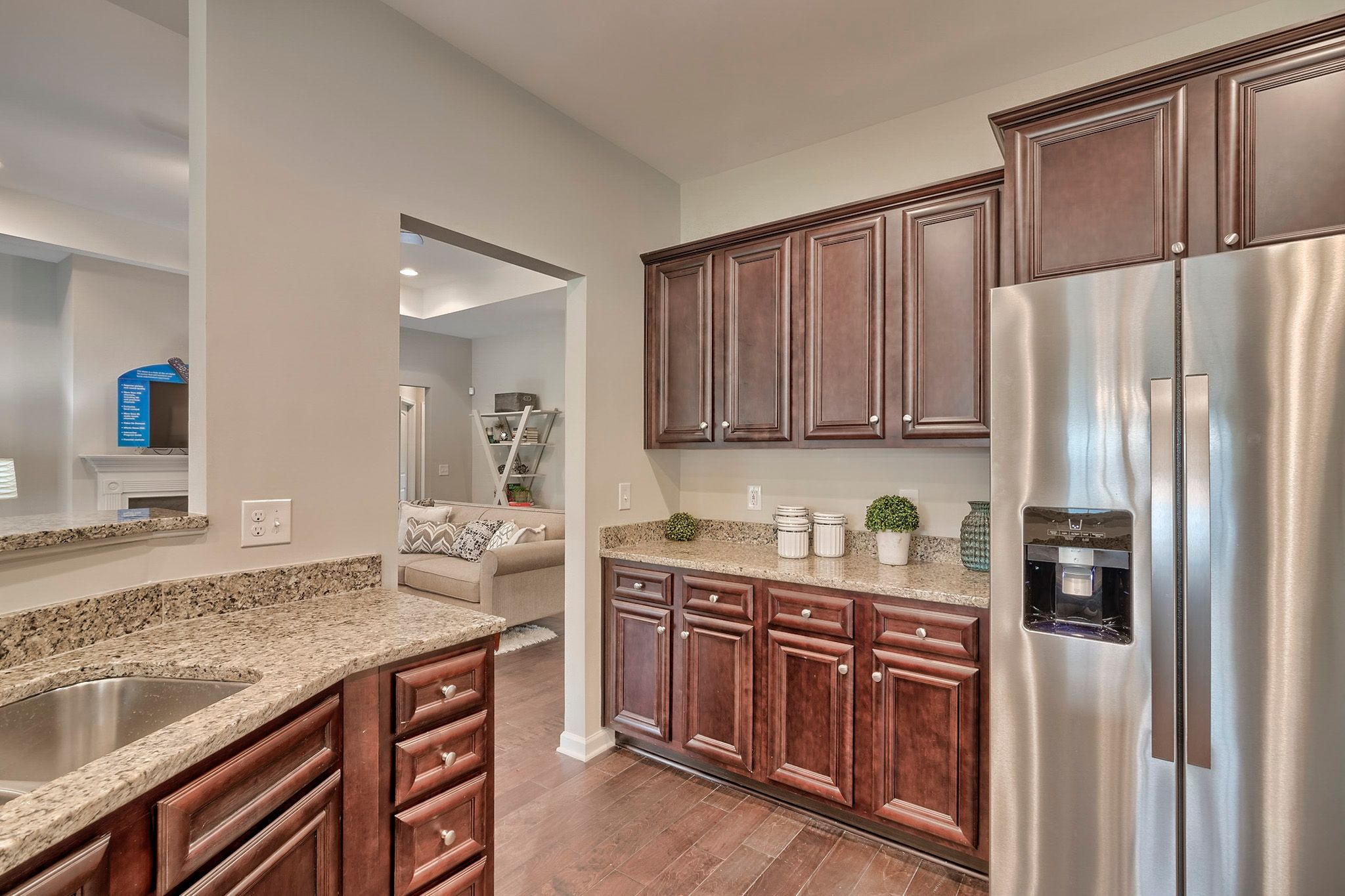 Kitchen featured in the Camellia C w/Bonus By Great Southern Homes in Myrtle Beach, SC